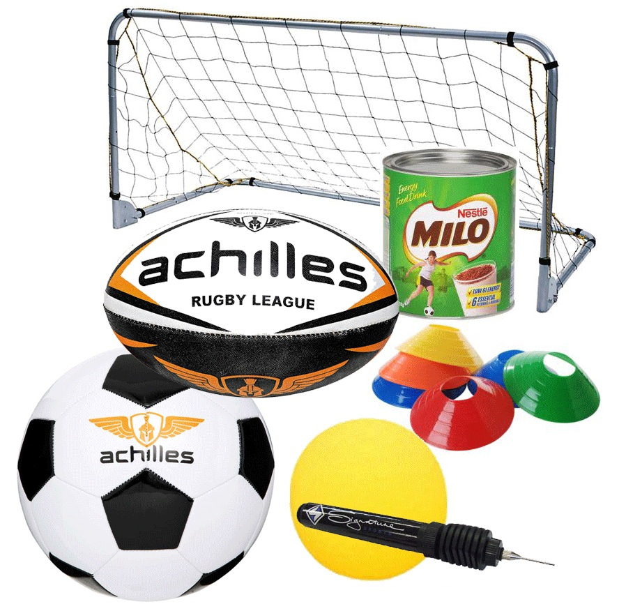 Milo Play Prize Pack
