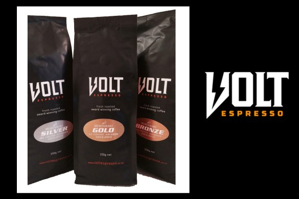 Volt Espresso Coffee Giveaway