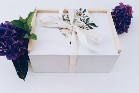 Mum Blog NZ Mothers Gift Box