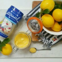 Sugar-free Lemon Curd and Cookie Recipe + Giveaway!