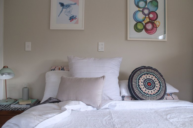 Top Mummy Blog new Zealand Bedroom Makeover