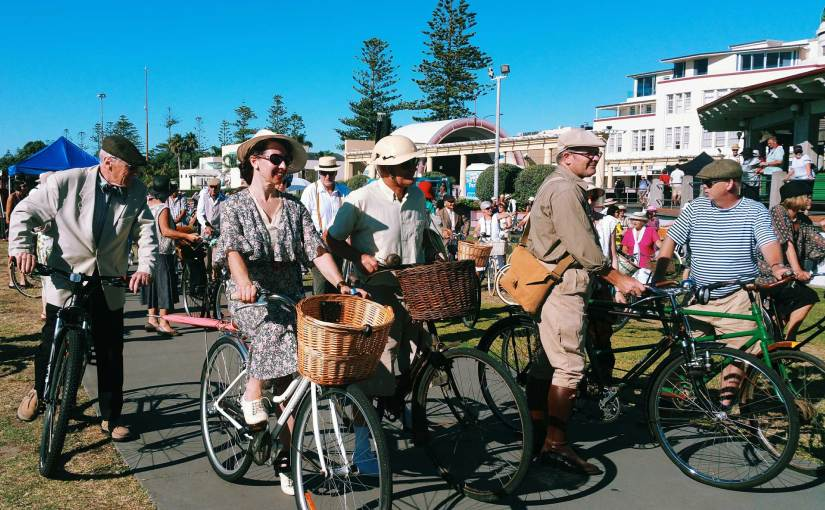 Cruise Diary | Day 3 On The Pacific Pearl – Napier Art Deco Festival