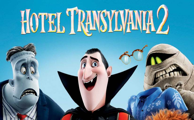 Hotel Transylvania 2 is out on DVD NOW! + Giveaway