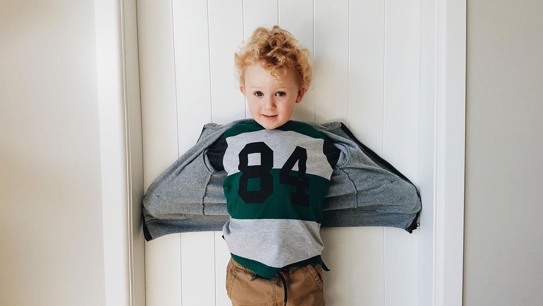Head to Toe Spring Shopping – Nixon's Toddler Lookbook