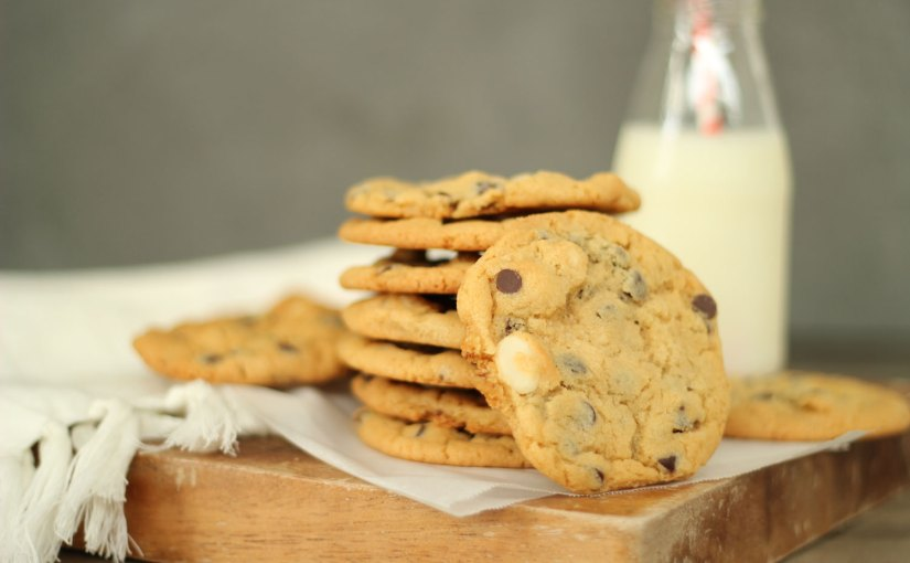 New Zealand's Top Mummy Blogger Parenting Travel Blog Family Chocolate Chip Macadamia Cookie Recipe