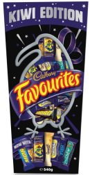 New Zealand's Top Mummy Blogger Parenting Travel Blog Family Foodie Cadbury Kiwi Favourites