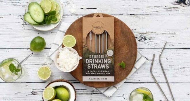 New Zealand's Top Travel Lifestyle Blog Zero Waste Stainless Steel Straws