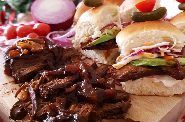 Beef Brisket Slider Recipe