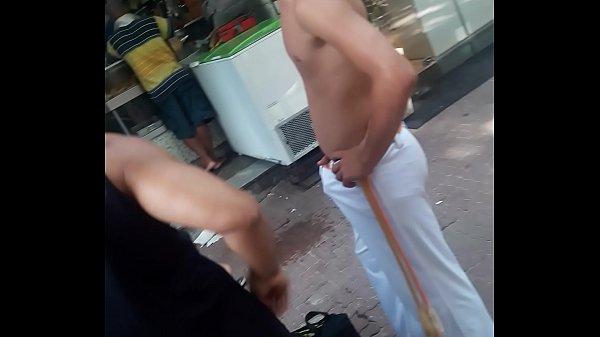 Capoeirista maludo