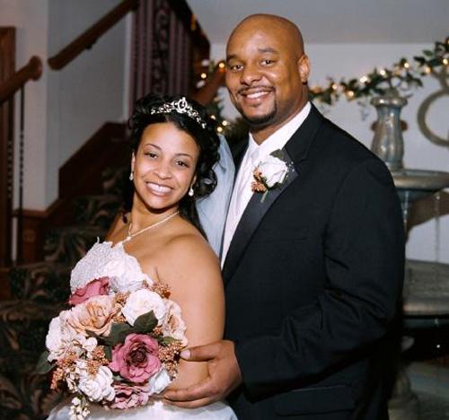 Raymond & Liz at their 10th Anniversary Wedding Reception