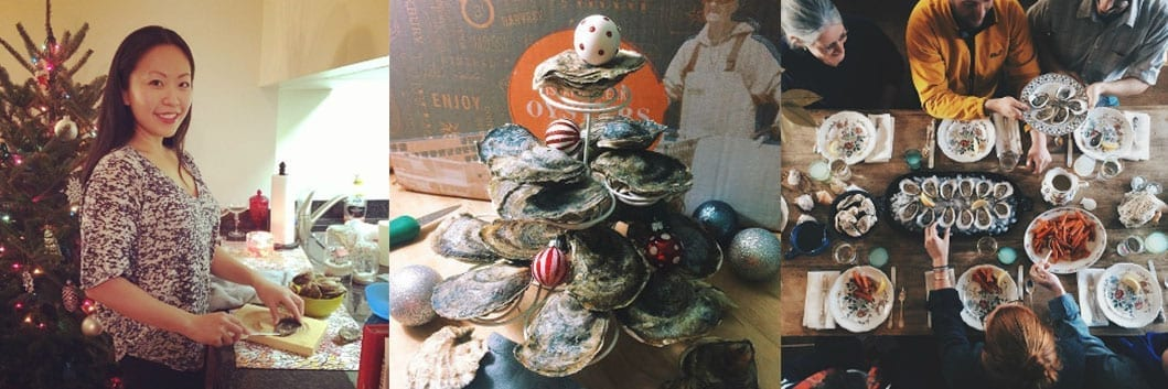 Holiday Seafood Traditions - Oysters