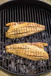 Grilled Fish - How to Throw An Epic Fish Taco Party