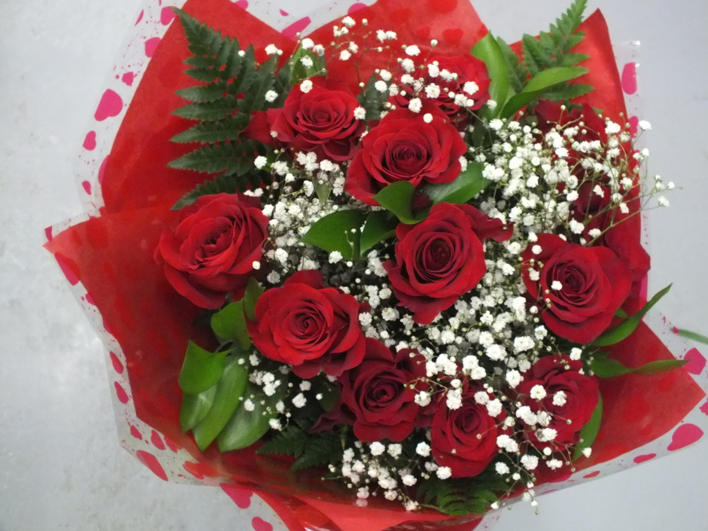 Valentines Day Flowers The Bexhill Florist