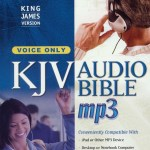 KJV Complete Bible Voice-Only Edition on MP3