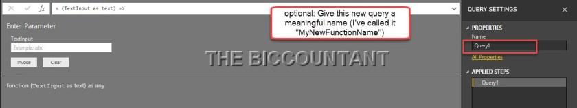 Screenshot tutorial: Add a column with custom function code