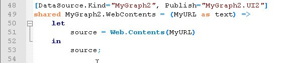How to get more out of your Graph API custom connector in Power BI –
