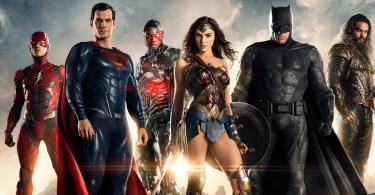 Justice league Trailer Ita
