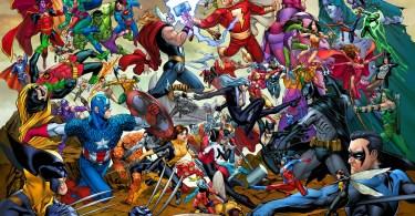 migliori supereroi