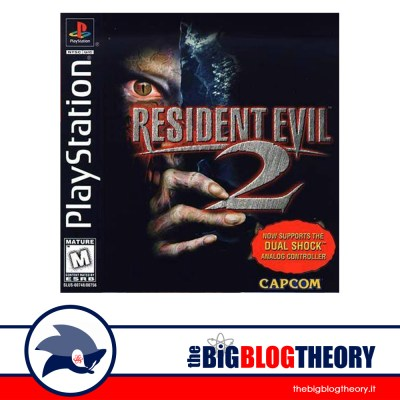 resident evil 2 dual shock edition