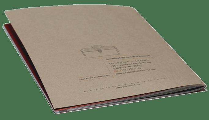 Handmade in America Print Design