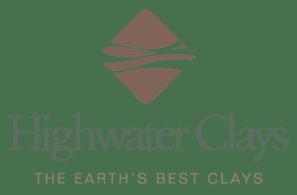 Highwater Clays Logo Design and Branding
