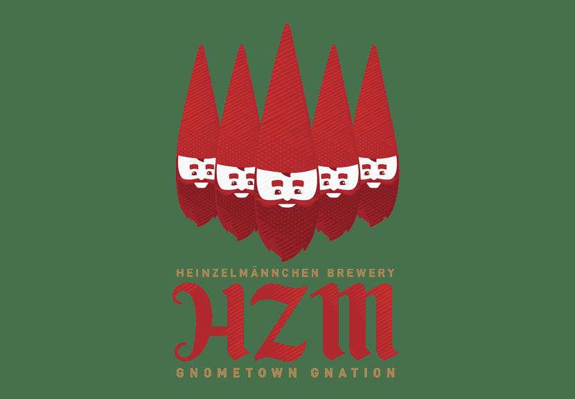 Heinzelmannchen Gnometown Gnation Logo
