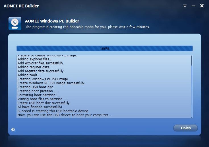 Windows PE portable programs