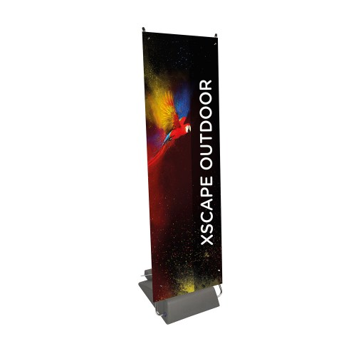 Outdoor X Banner Xscape - The Big Display Company
