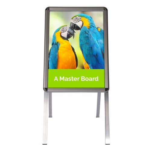 A Master Outdoor A Board - The Big Display Company