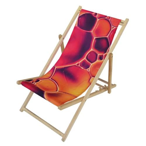 Custom Branded Deck Chairs - The Big Display Company