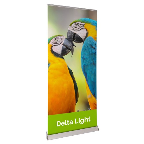 Delta Lite Pull Up Banner - The Big Display Company