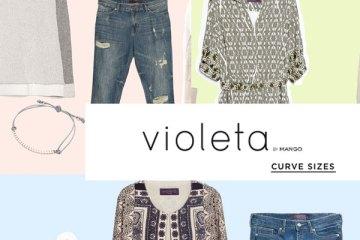 Violeta by Mango collection spring 2015