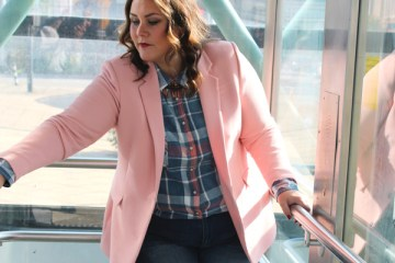 some color to your fall, ms mode, thebiggerblog, maat 48, plussize, fashion, grote maten