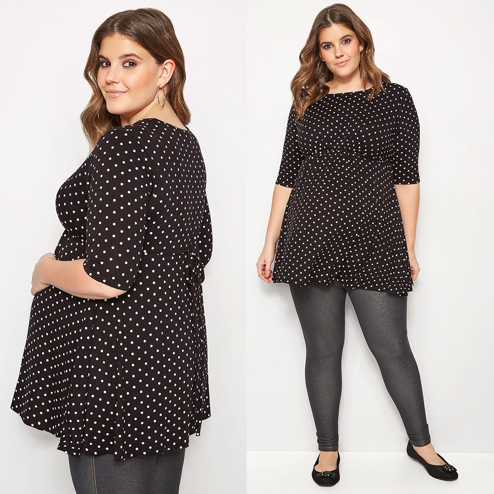 Leukste Zwangerschapskleding.Yours Clothing Plus Size Zwangerschapskleding Tot Maat 60 Bump It