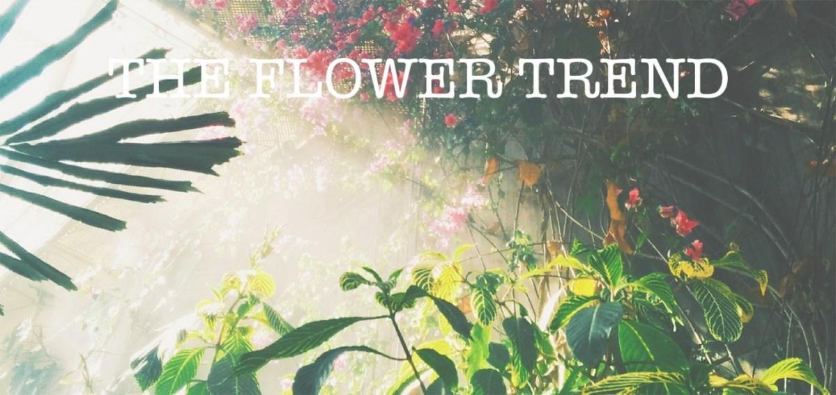 trends 2017: bloemenzee