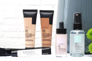 make up the Body Shop