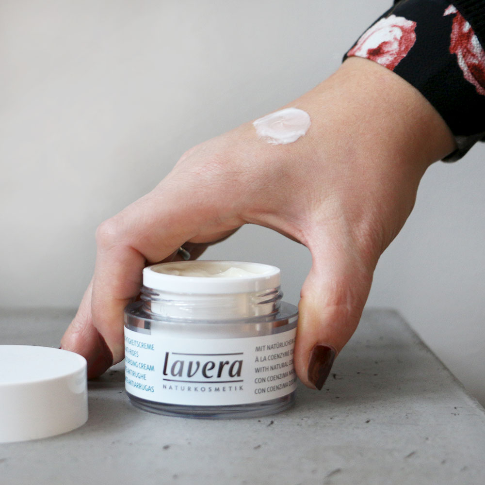 Lavera anti-ageing moisturizing cream