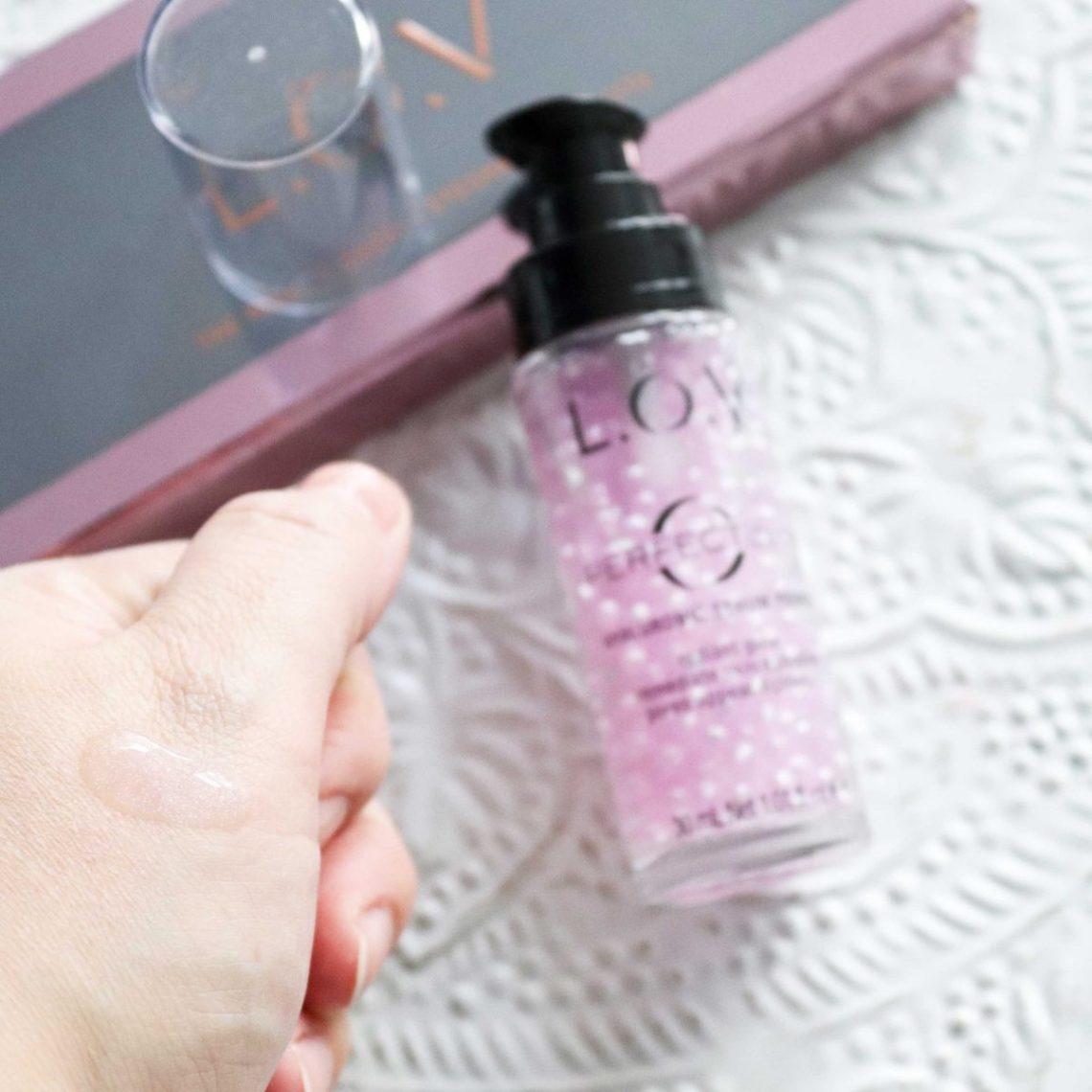 make up producten van L.O.V., een eerste indruk