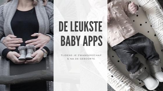 de leukste apps tijdens en na je zwangerschap