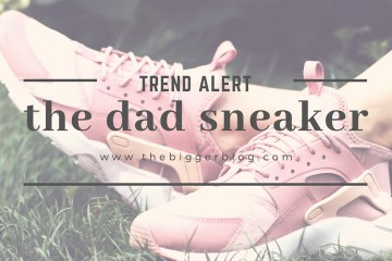 dad sneaker trend 2019