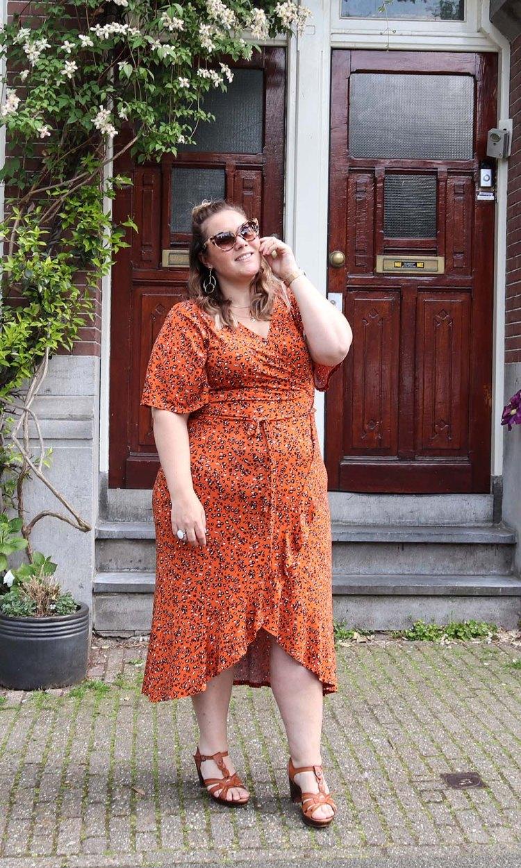 lange jurk zomer