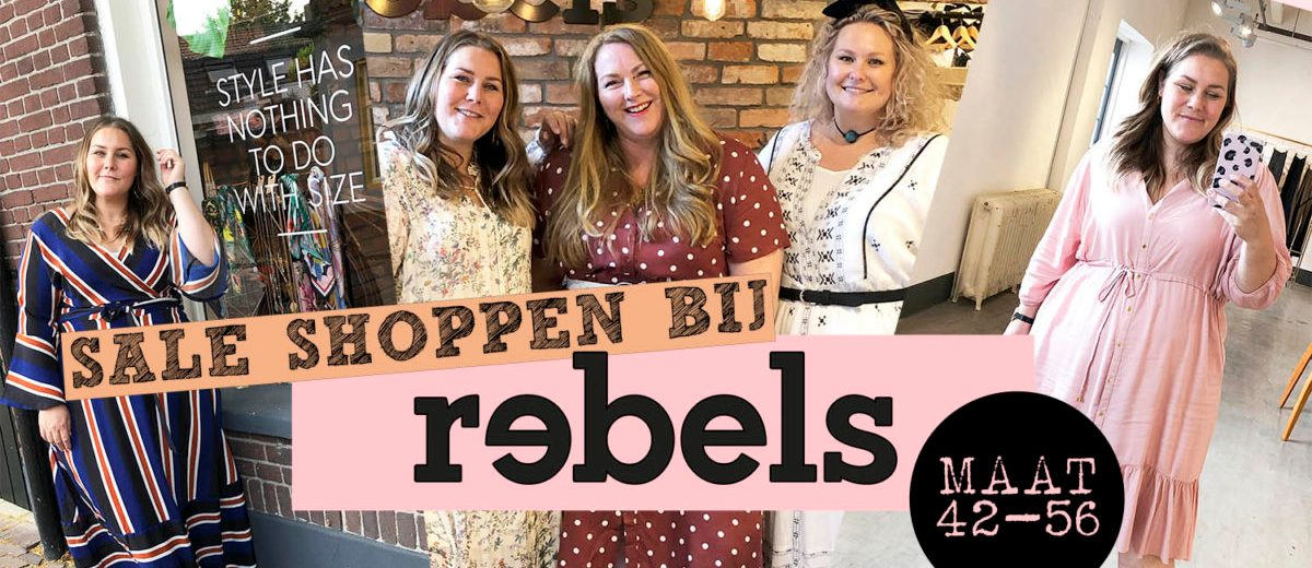 REBELS CURVY FASHION