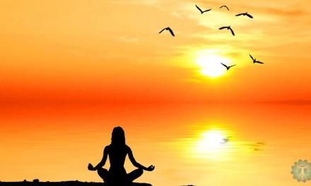 V pour Vipassana (Méditation)