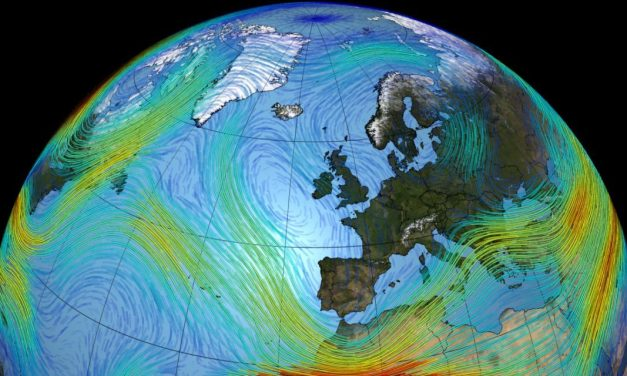 J is for Jet Stream