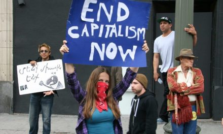 Ending climate change means ending capitalism. Do we dare?
