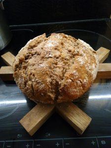 Sour dough spelt bread