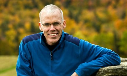 "In his new book – ""Falter"" – Bill McKibben asks: ""Is it too late?"""
