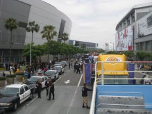 2010 Lakers' Victory Parade