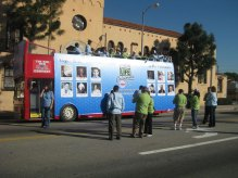 2011 Martin Luther King Parade, Los Angeles CA