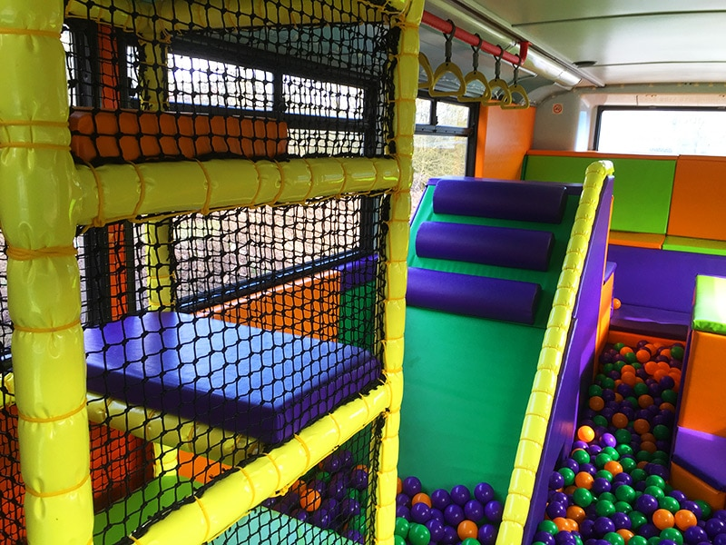 Kids Party Bus Hire For Birthday Parties In Warwickshire And Birmingham